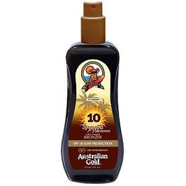 SPF 10 Protezione Spray Gel con Bronzer 237 ml