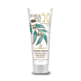 Botanical Sunscreen SPF 50 Tinted Face Lotion  88ml