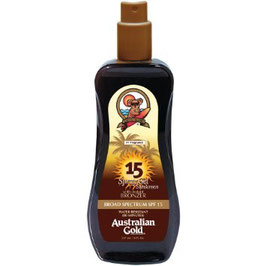 SPF 15 Protezione Spray Gel con  Bronzer 237 ml