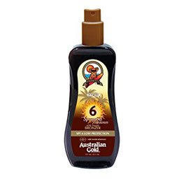 SPF 6 Protezione Spray Gel con Bronzer 237 ml