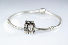 Ref.: 00373 Charms de plata 925 y zircon