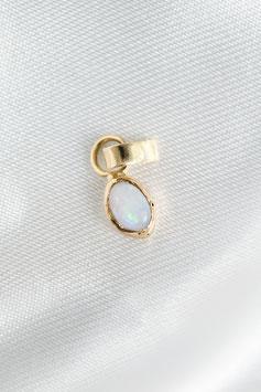 Ref.:  00267 Dije de Opalo montado en oro14k