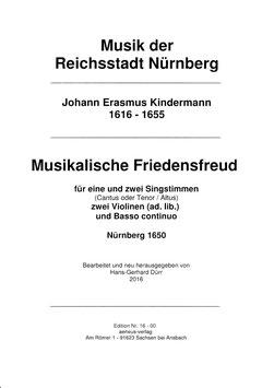 Musikalische Friedensfreud (1650)