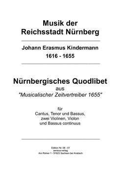 Nürnbergisches Qodlibet