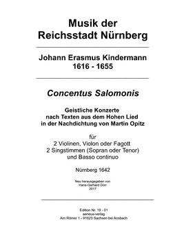 Concentus Salomonis