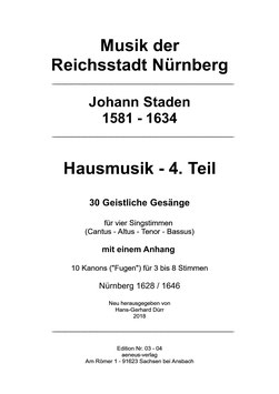 Hausmusik 4. Teil
