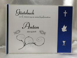 Gästebuch zur Konfirmation / Kommunion HGK01