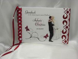 Gästebuch zur Hochzeit Nr. G002