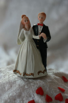 Figur Brautpaar Nr. 1