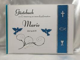 Gästebuch zur Konfirmation / Kommunion HGK02