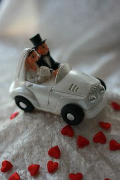 Spardose Hochzeitspaar Brautpaar Figur