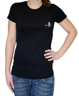 T-shirt collection Faugas noir Femme