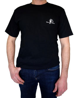 T-shirt collection Faugas noir Homme