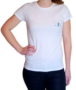 T-shirt collection Faugas blanc Femme