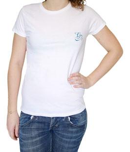 T-shirt CB blanc Femme