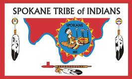 Spokane Tribe Flag