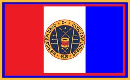 Mississippi Choctaw Flag