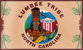 Lumbee Tribe Flag