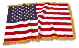 U.S. Indoor/Ceremonial Flag