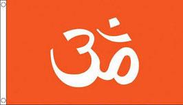 Hindu Ohm Flag