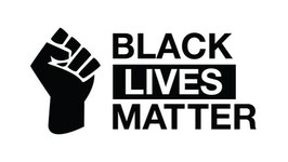 Black Lives Matter-Black Fist Flag