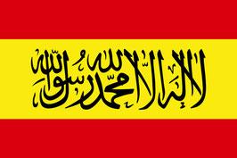 Spanish Muslim Flag