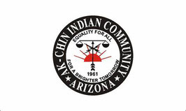Ak-Chin Indian Community Tribe Flag