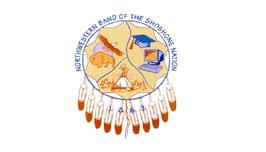 Northwestern Band of the Shoshone Nation Flag