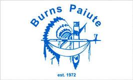 Burns Paiute Tribe Flag