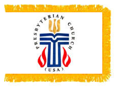 Presbyterian Church Flag (Indoor Nylon)