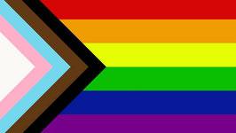 Modern LGBTQI Flag