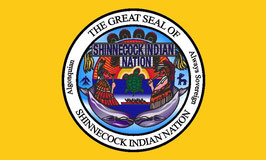 Shinnecock Indian Nation Flag