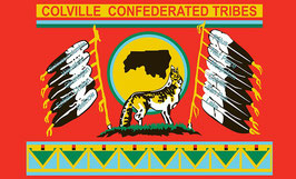 Colville Confederated Tribes Flag