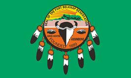 Assiniboine and Gros Ventre Tribe Flag