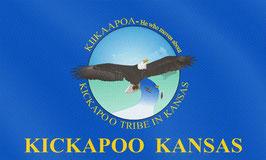 Kickapoo Tribe in Kansas Flag