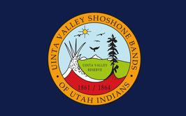 Uinta Valley Shoshone Bands Flag