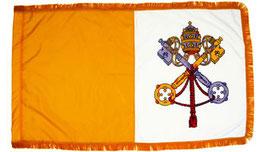 Vatican Papal Flag (Indoor Nylon)
