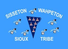 Sisseton Wahpeton Oyate Tribe Flag