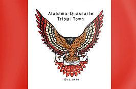 Alabama Quassarte Tribe Flag