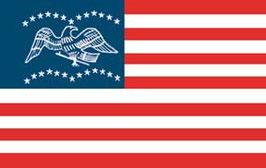 General Fremont Flag
