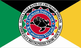Santa Ynez Band of Chumash Indians Flag