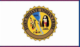 Fort Mojave Indian Tribe Flag