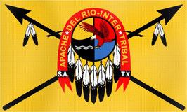 Apache del Rio Inter-Tribal Flag
