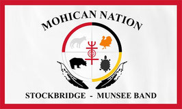Stockbridge-Munsee Band of Mohican Nation Flag