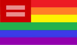 LGBT-Marriage Equality Flag