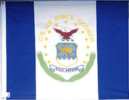 U.S. Air Force Retired Flag