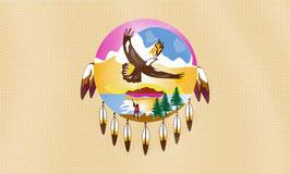 Koi Nation Lower Lake Rancheria Flag