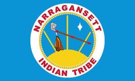 Narragansett Indian Tribe Flag