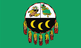 Kootenai of Idaho Tribe Flag