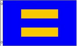 Human Rights Equality Flag